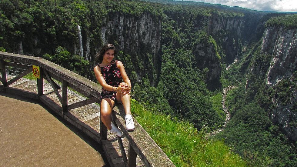 Trip CânionItaimbezinho Cambará do Sul 04/07/2021
