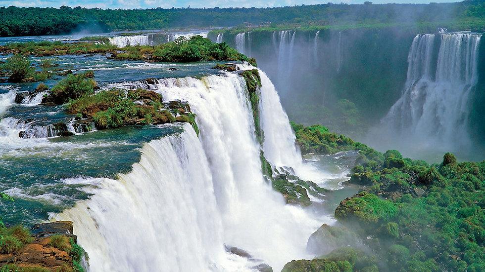 Trip Cataratas do Iguaçu - Foz do Iguaçu - 30/04 a 04/05