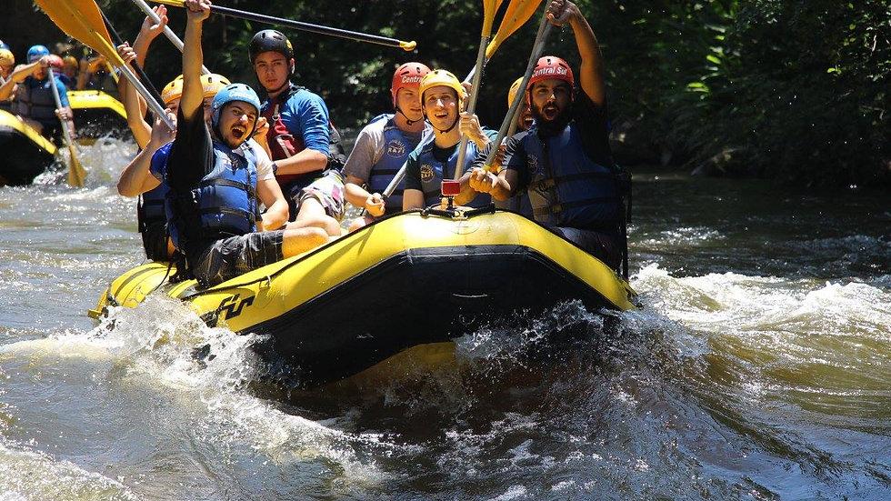 Trip Parque de Aventuras (Rafting) 15/03/2020