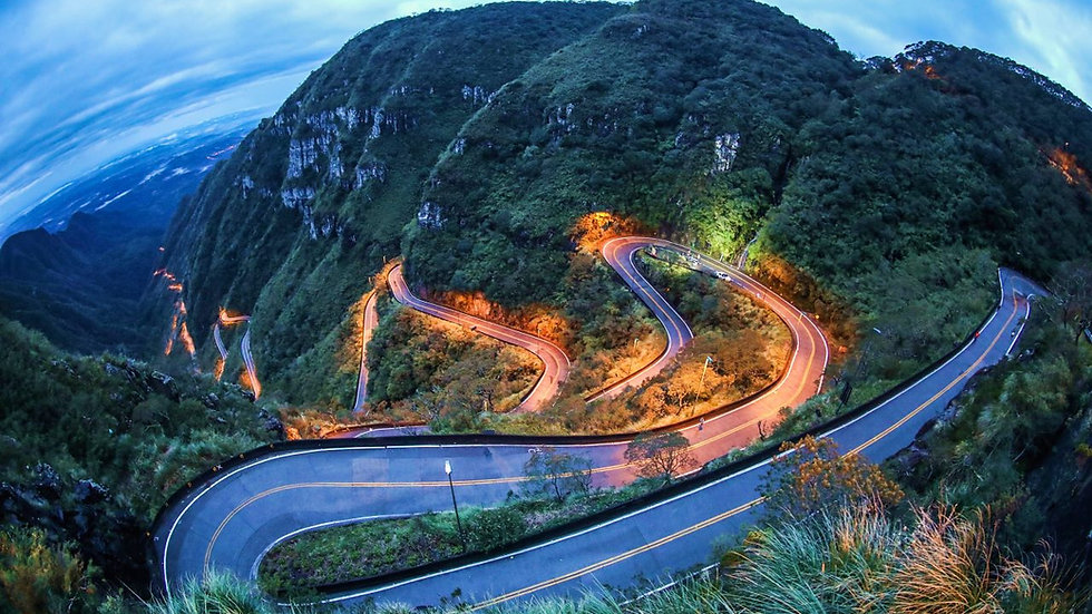 TRIP SERRA DO RIO DO RASTRO E CANION DO FUNIL 09/10/2021 a 10/10/2021