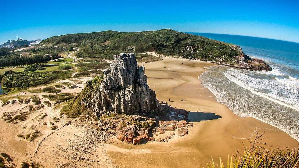 Trip desbravando as praias de Torres 31/02/2021