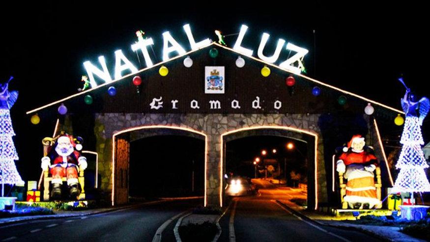 Trip Gramado e Canela+ Nova Petrópolis Especial Natal Luz 29/11/2020