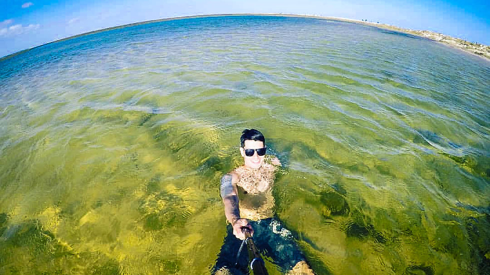 Trip Lagoa Azul de Bacupari 16/02/2021