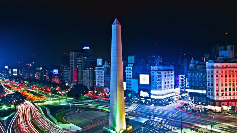 Trip Buenos Aires -Capital Europeia da América- 17/04 a 22/04