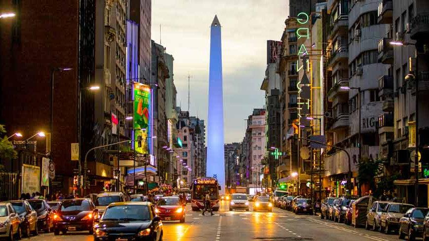 Férias na Argentina,Buenos Aires, Tour completo 23/01 a 27/01