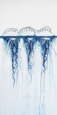bluebottle painting sold