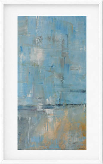 Coastal Abstract - limited edition print 2/100