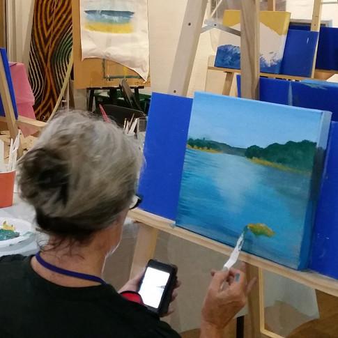 art class central coast