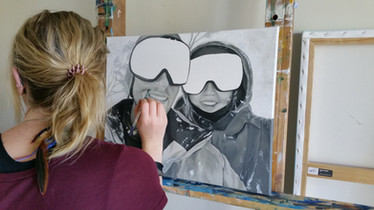 art-student-lesson