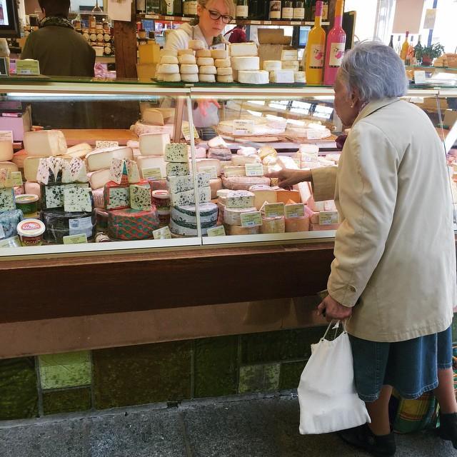 parisian and cheese