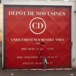 parisian shoes shirt door