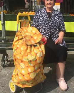 paris market oranges