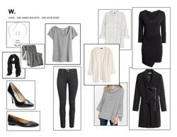 W: Wardrobe