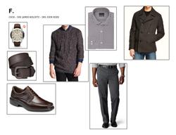 F: Wardrobe