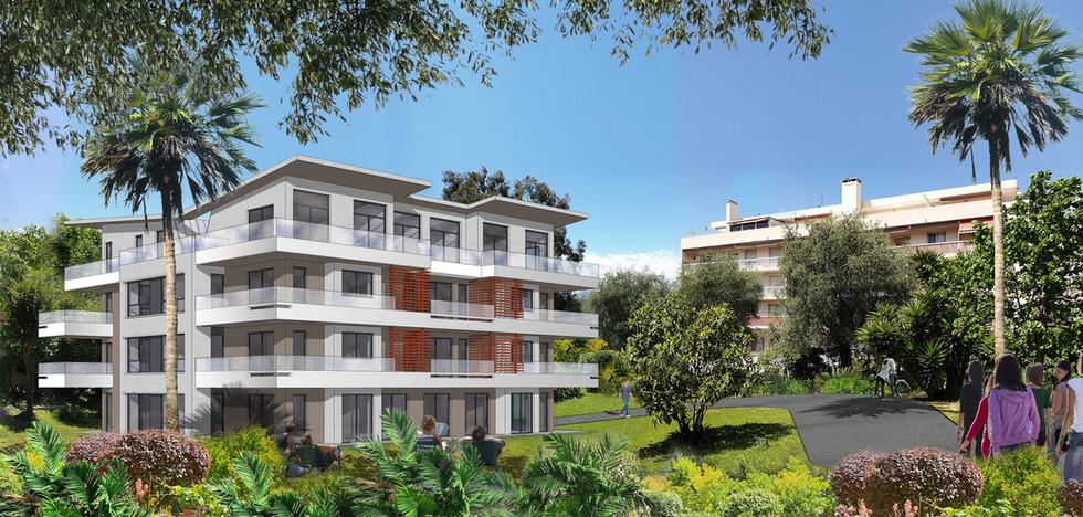 David Cisar architecte - Sagec - Projet