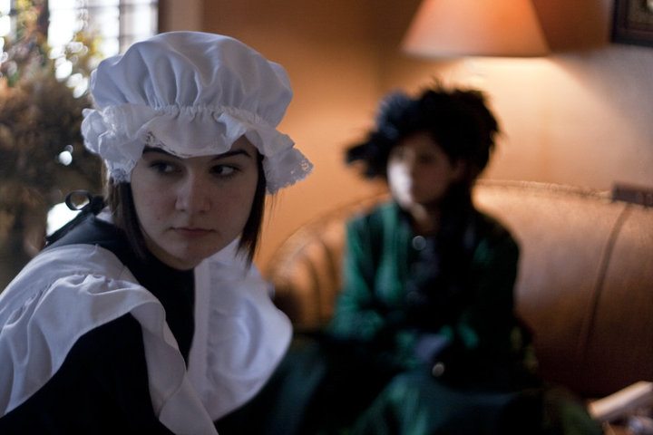 Carlotta's Maid