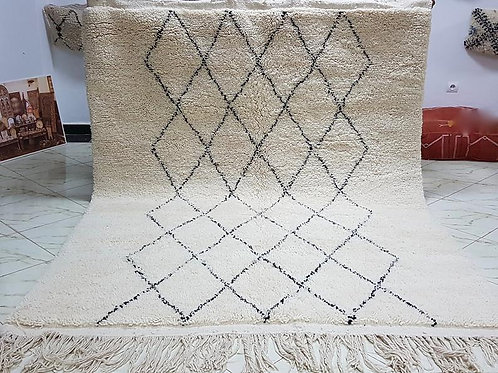 Vintage Beni Ourain Rug MRM02 (made in Marmoucha)