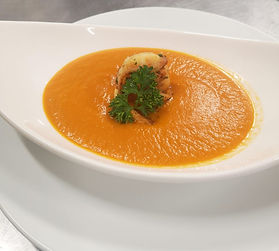 Maya's Spicy Butternut Soup
