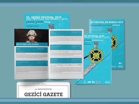 25. Gezici Film Festivali Katalog