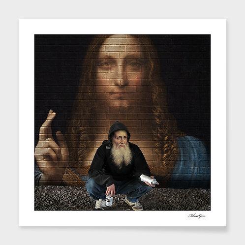 Street Art (Da Vinci)
