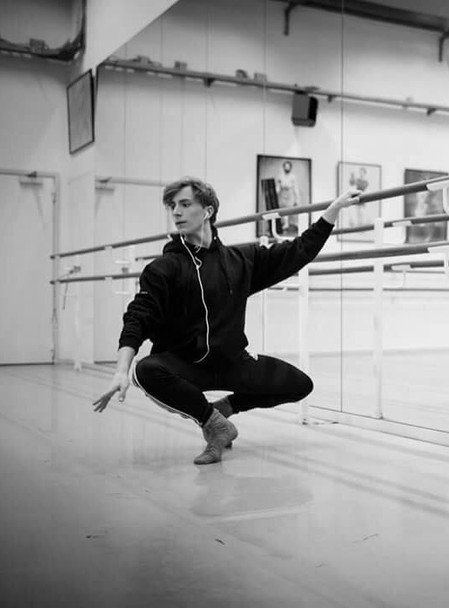 Tobias Praetorius | dancer