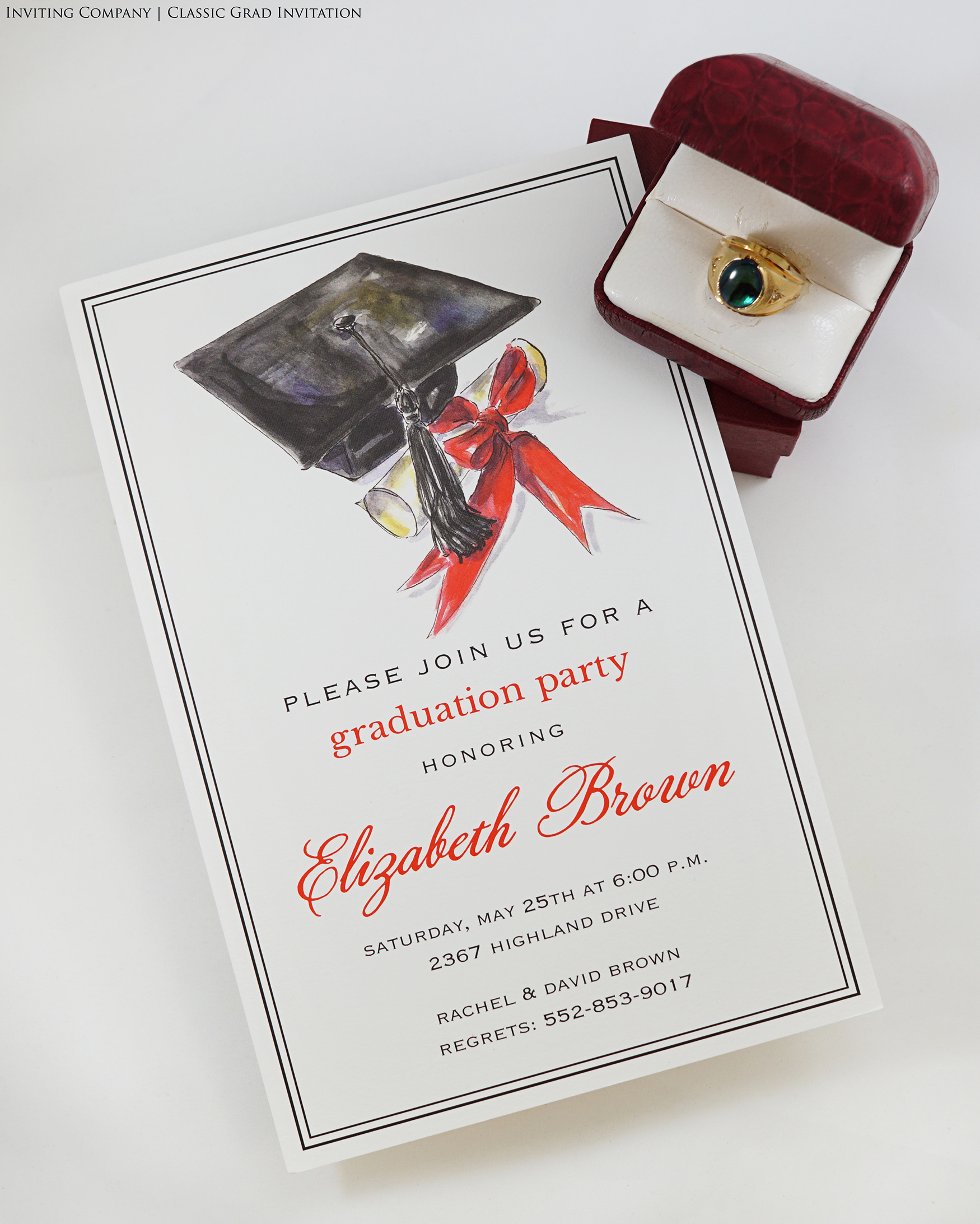 Inviting Co Graduation
