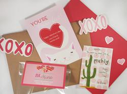 Printswell Valentine Cards