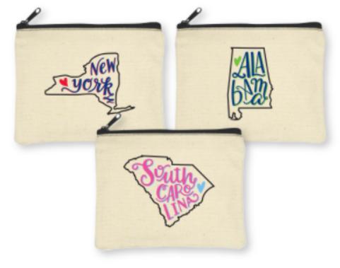 Donovan State Bittie Bags