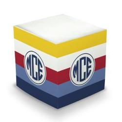 Boatman Geller Memo Cube