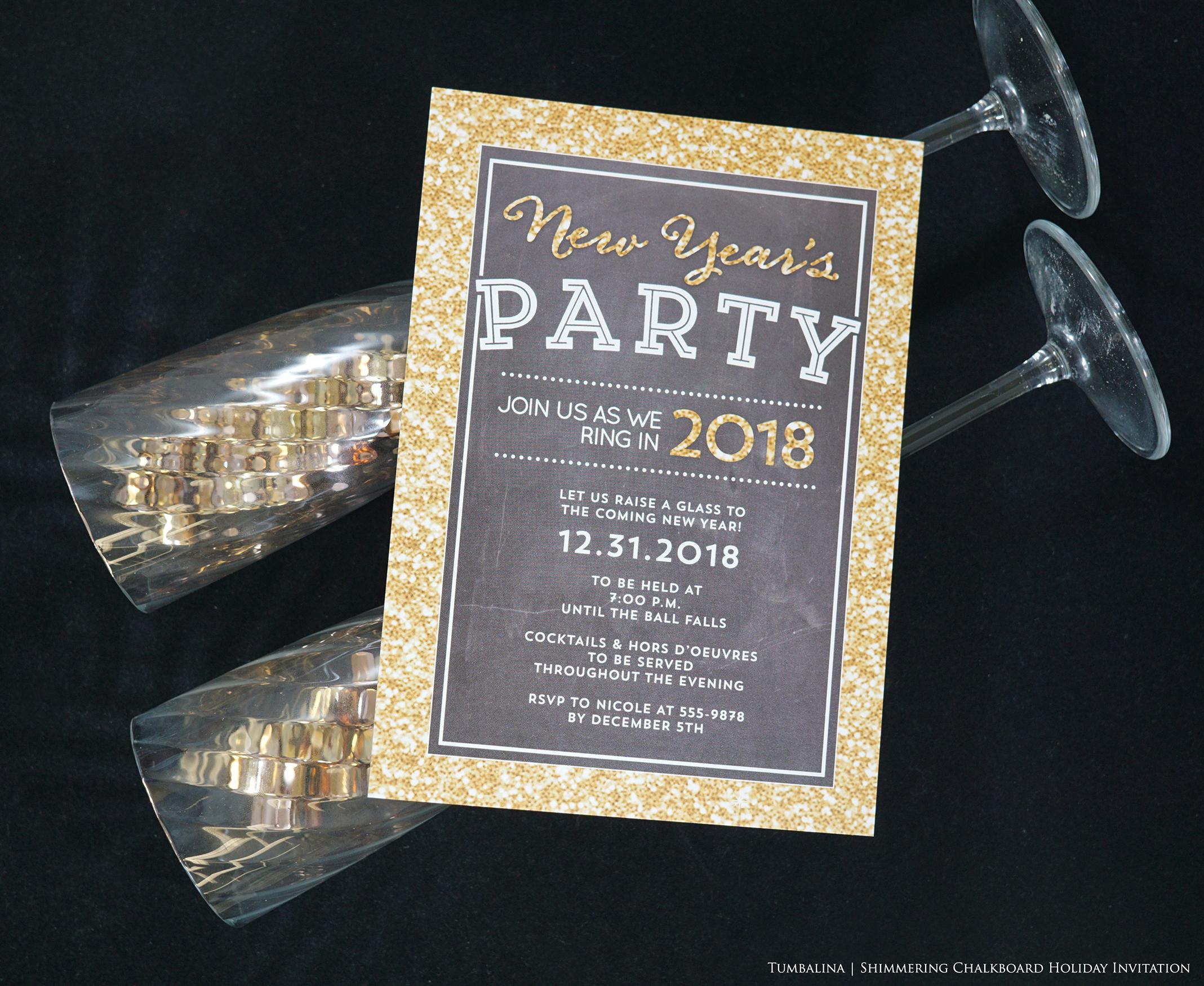 Tumbalina New Years Party
