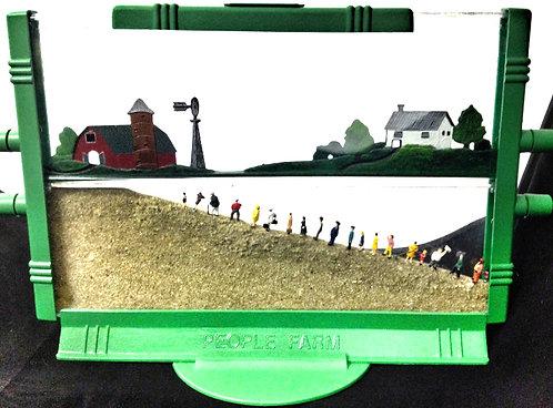 People Farm:  steady climb
