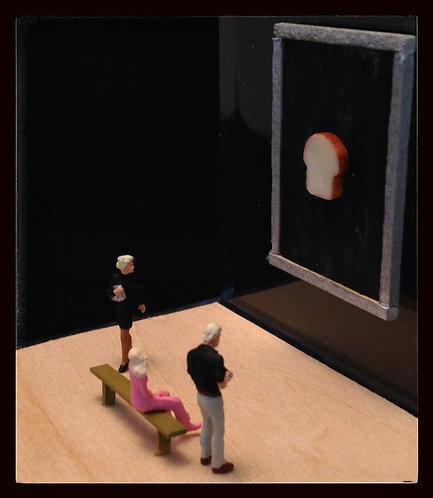 Jasper Johns $28,125