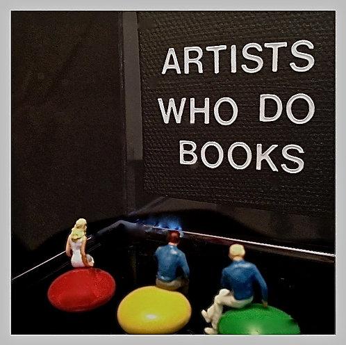 Artist who do books