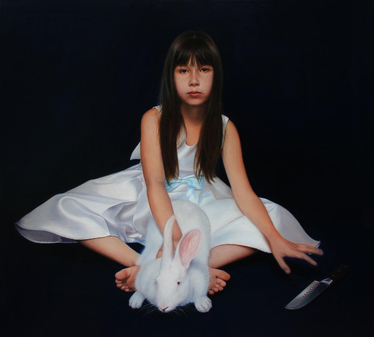 thumbnail_White rabbit, Tanya Atanasova,