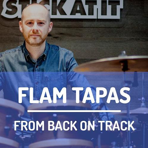 Flam Tapas Play-along Pack