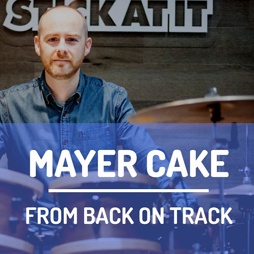 Mayer Cake- Play-along Pack