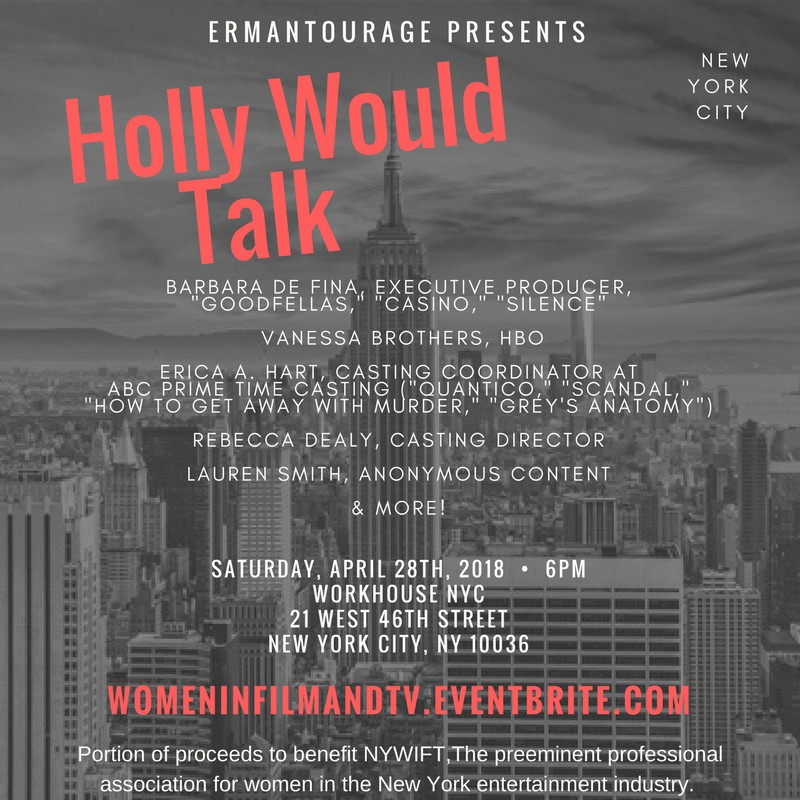 Holly Would Talk