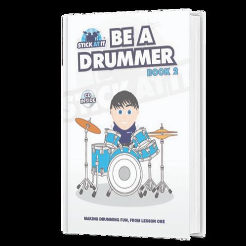 Be a Drummer Book2