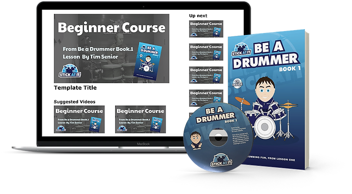 Be a Drummer - Online Course