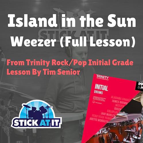 Island in the Sun - Full Lesson