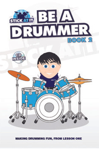 Be a Drummer Book 2