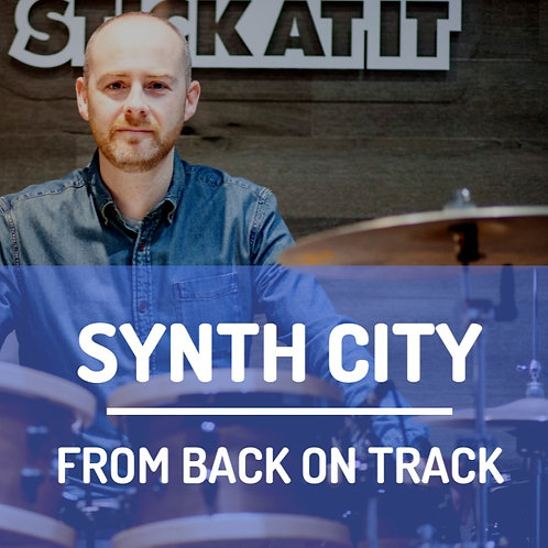 Synth City - Play along Pack
