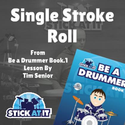 Single Stroke Roll