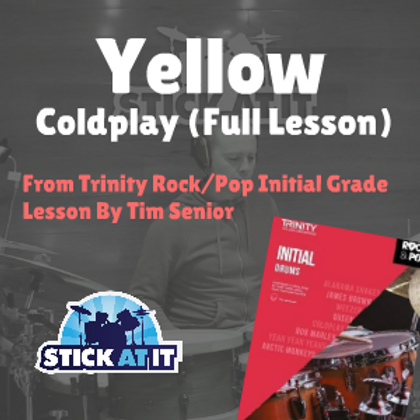 Yellow | Coldplay | Trinity Rock/Pop Lesson