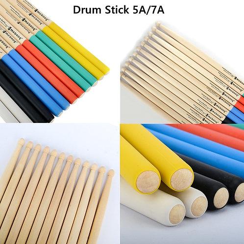 1 Pair 5A/ 7A Maple Drumsticks
