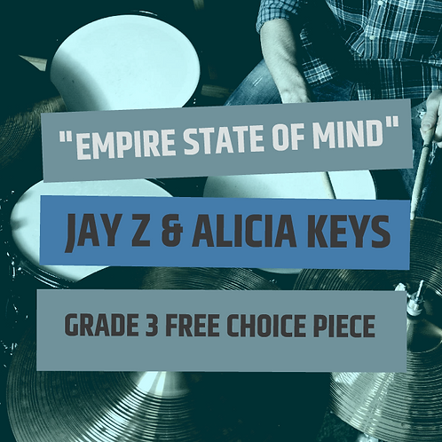 Empire State of Mind - Alicia Keys & Jay Z