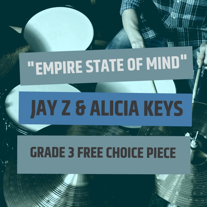 Empire State of Mind - Alicia Keys & Jay Z | stick-at-it