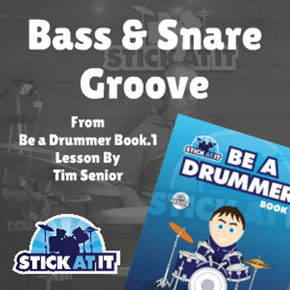 Bass & Snare Groove