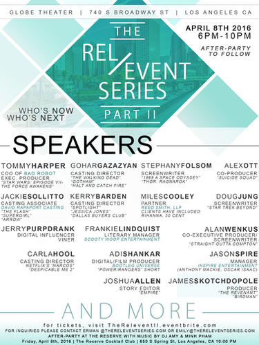 The Rel/Event Series