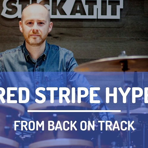 Red Stripe Hype - Play along Pack